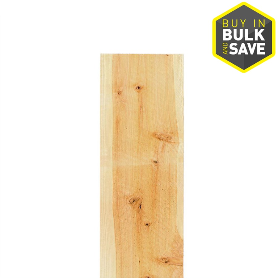 Severe Weather (Common: 5/8-in x 12-in x 8-ft; Actual: 0.625-in x 11.5-in x 8-ft) Incense Cedar Fence Picket