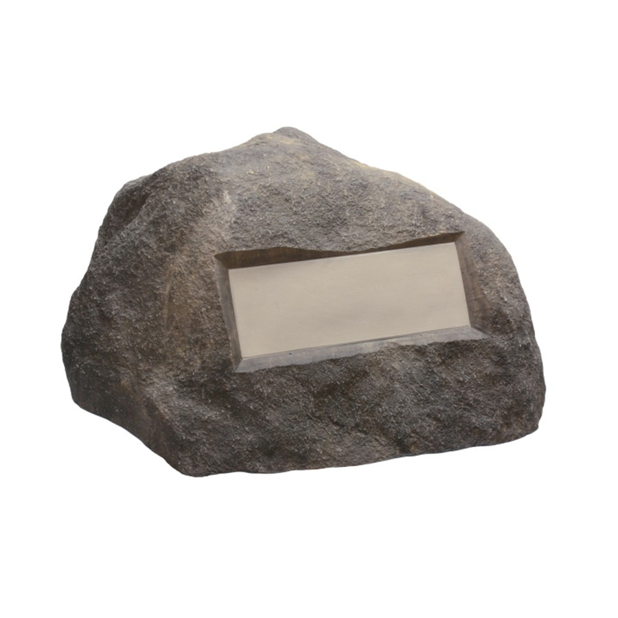 Shop Outdoor Essentials 27-in W x 31-in L x 16.5-in H Artificial Rock Well Pump Cover at Lowes.com
