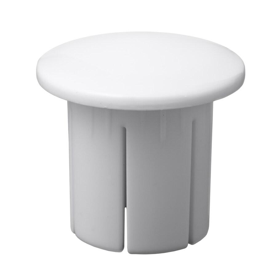 Deckorators 2-Pack White PVC Deck Rail Cap (Common: x 0.75-ft; Actual: 1.5-in x 2.87-in x 0.75-ft)