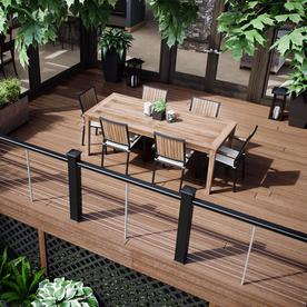 Deckorators Vault 20 08 Ft Mesquite Composite Deck Board