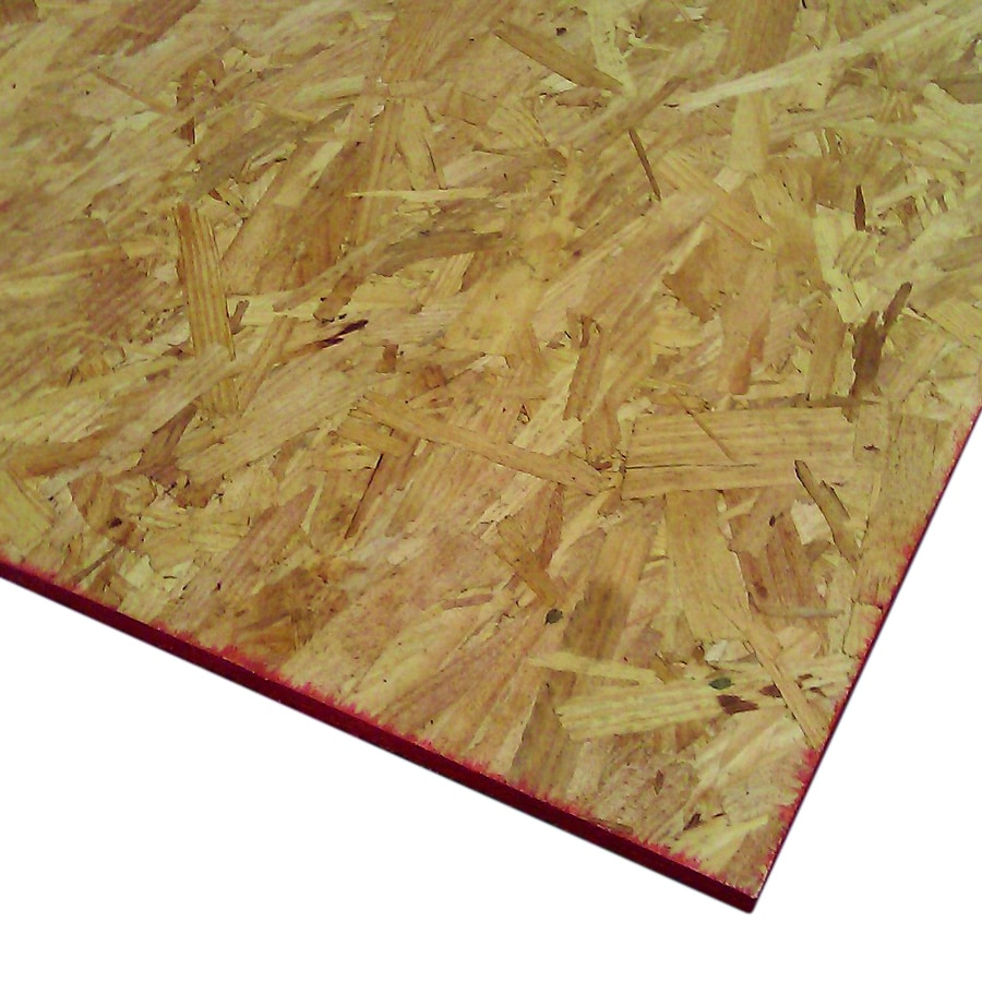 Construction Grade Particle Board ~ Shop actual in ft premium particle