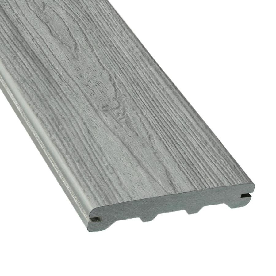 Style Selections Fieldstone Gray Deck Board Sample