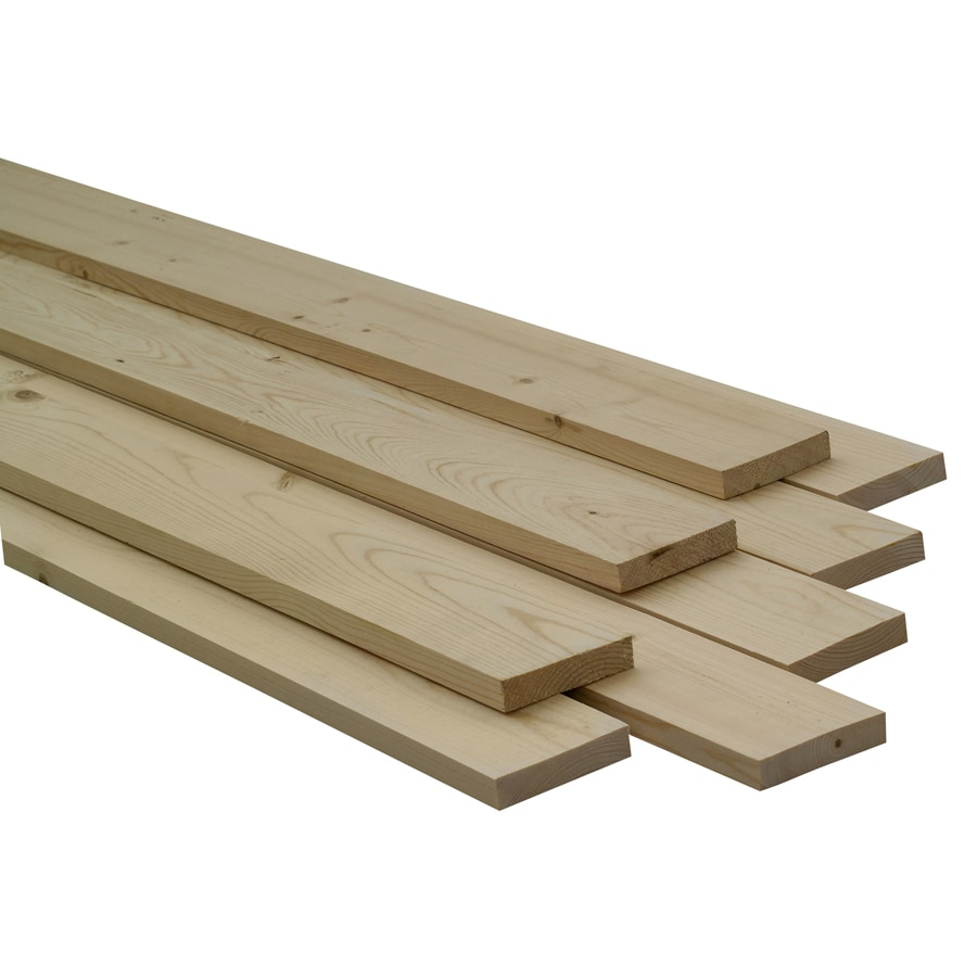 Write a Review about 1X3X10 WHITEWOOD RESAWN TRIMBOARD at