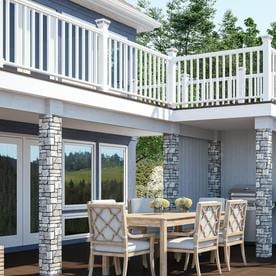 White Decking & Porches at Lowes com