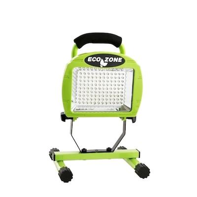 Designers Edge 108 Led 7 4 Volt Rechargeable Portable Work: Designers Edge 1-Light 6-Watt LED Portable Work Light At