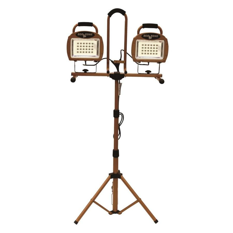 Designers Edge Portable Fluorescent Work Light: Designers Edge 1558-Lumen LED Portable Work Light At Lowes.com