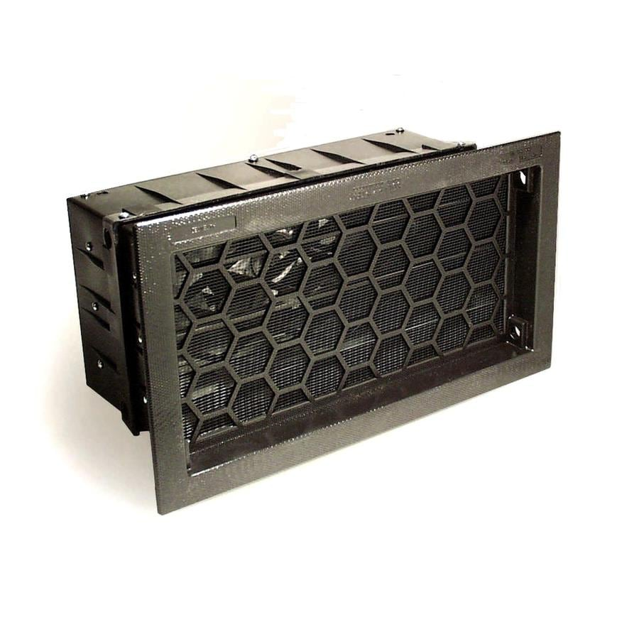Shop Air Vent 17 75 In X 10 In Plastic Foundation Vent At