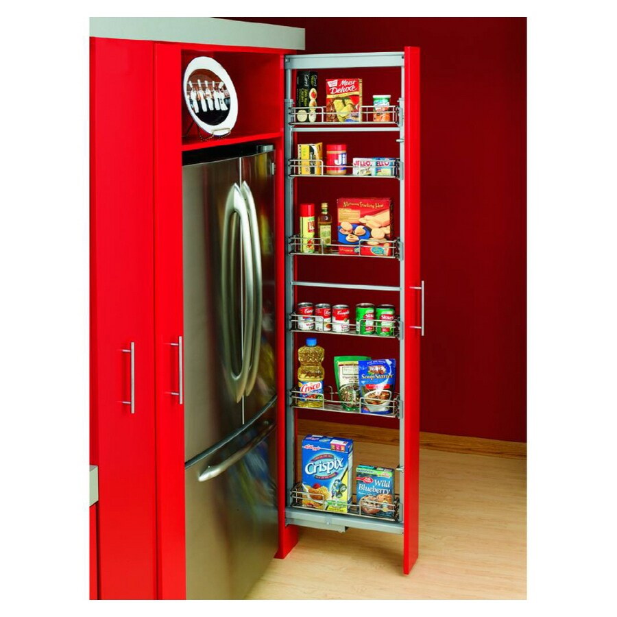 Write A Review About Rev A Shelf 6 Basket Pull Out Pantry