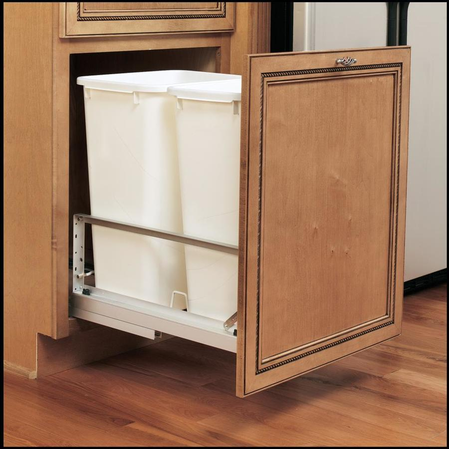 Rev-A-Shelf Garbage Can