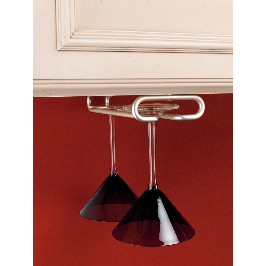 Rev-A-Shelf 18-in Stemware Holder