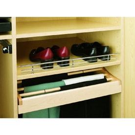 Wood Closet Accessories at Lowesforpros com