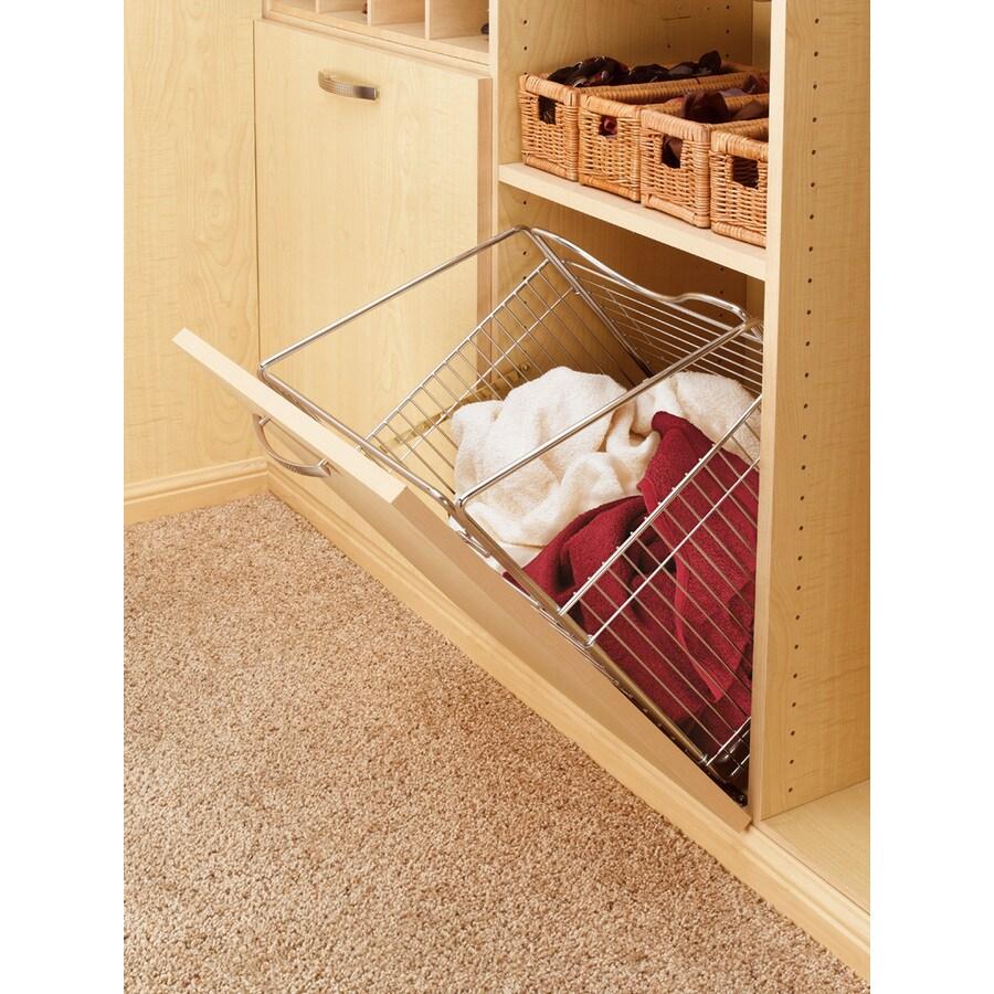 Rev-A-Shelf 1 -Bushel Metal Clothes Hamper