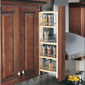 Wood Spice Rack Cabinet Organizers At Lowescom