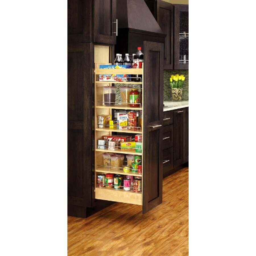 Pull-out cabinet organizer only, household items and accessories not ...