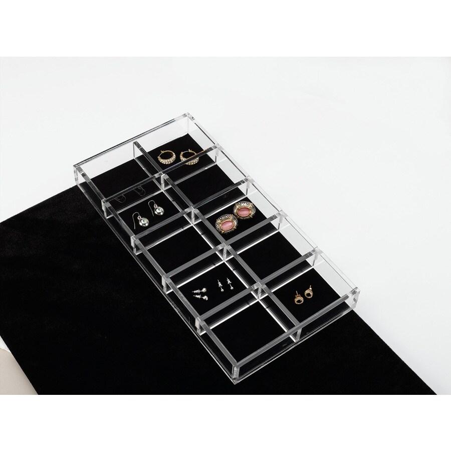 Shop RevAShelf Acrylic Jewelry Organizer at Lowescom