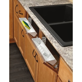 Plastic Tip Out Tray Cabinet Organizers