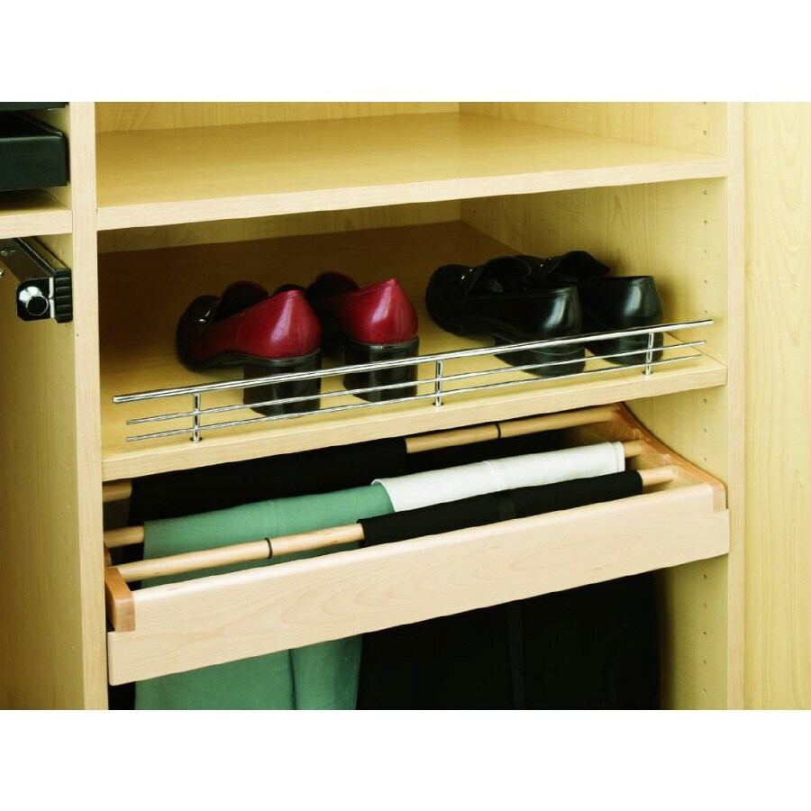 Rev-A-Shelf Wire Shoe Rail