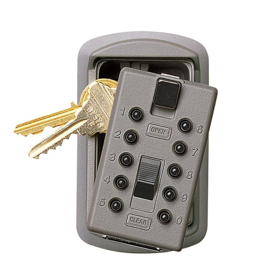 GE Waterproof Combination Safe