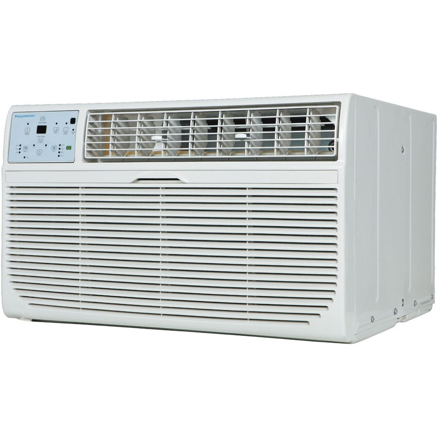 Keystone 12,000-BTU 550-sq ft 230-Volt Wall Air Conditioner ENERGY STAR
