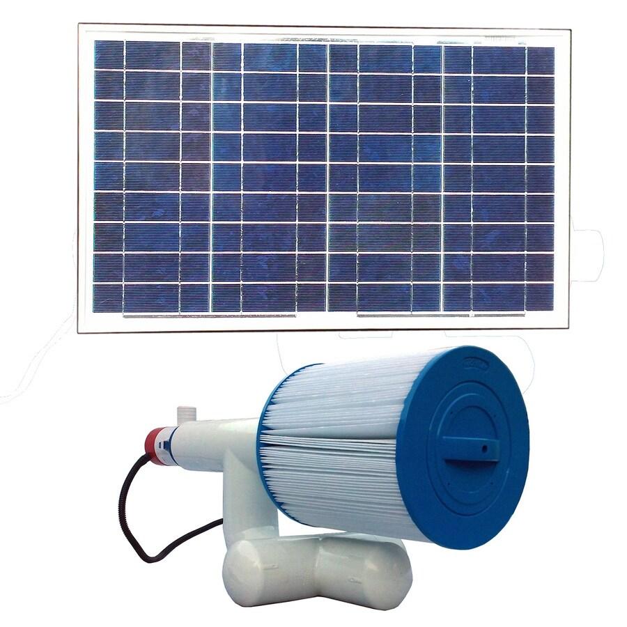 Savior Bottom Feeder 5k Solar .05 Pool Pump