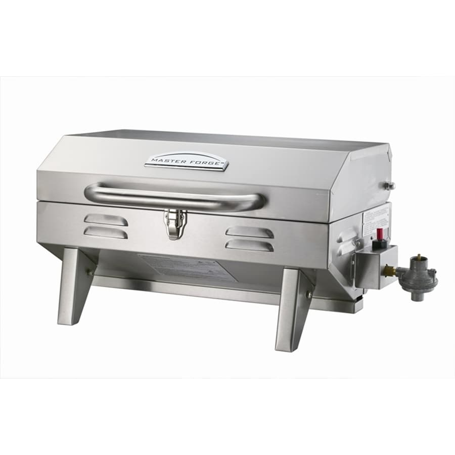 Master Forge Portable Gas Grill At Lowes.com