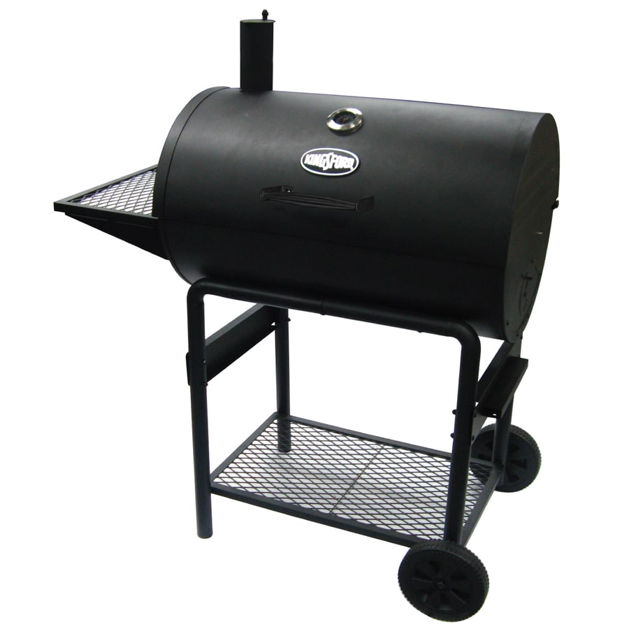 Kingsford 30-in Barrel Charcoal Grill