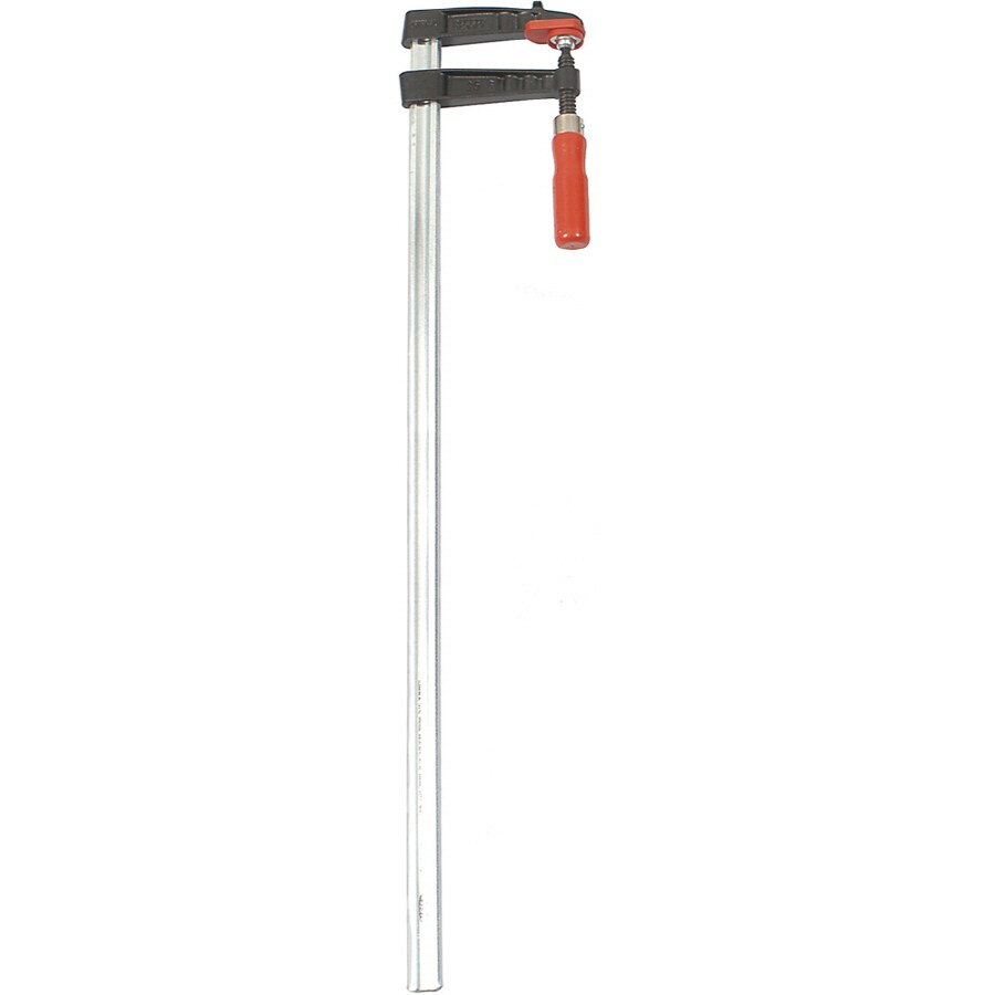 BESSEY 40-in Capacity 4-1/2-in Throat Depth Bar Clamp