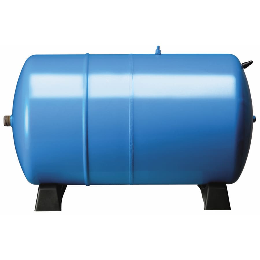 Shop Utilitech 20 Gallon Horizontal Pressure Tank At Lowes Com