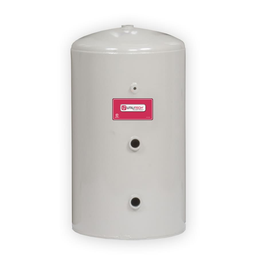 Shop Utilitech 42 Gallon Short Vertical Pressure Tank At