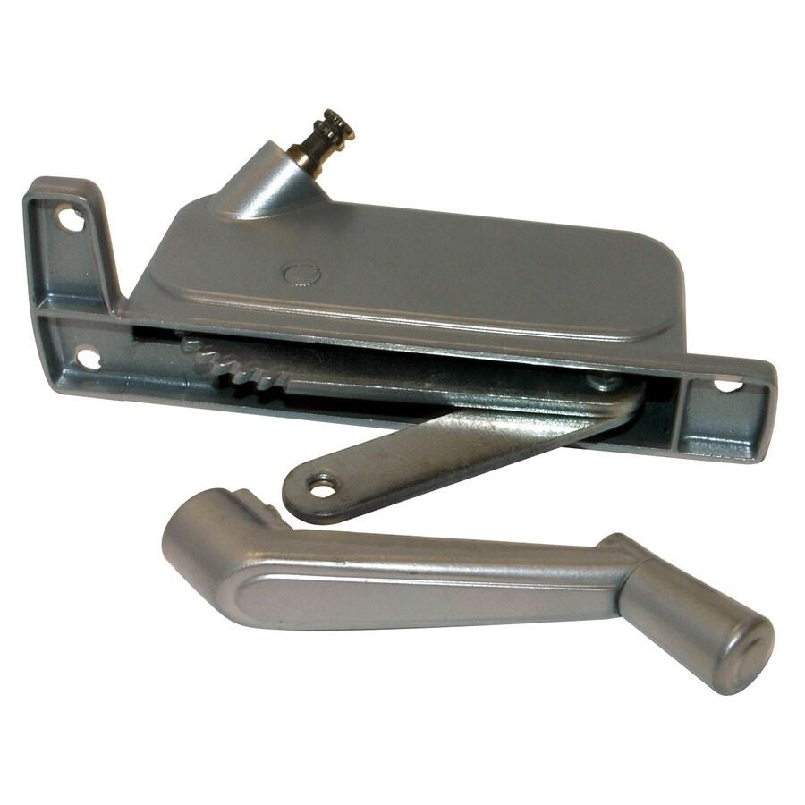 Barton Kramer 5 1 4 In Silver Coated Aluminum Awning