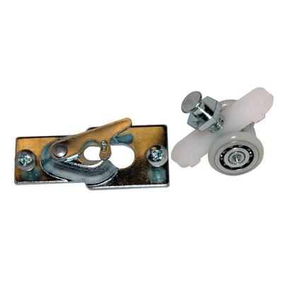 Barton Kramer 1316 Flat Pocket Door Roller And Bracket At