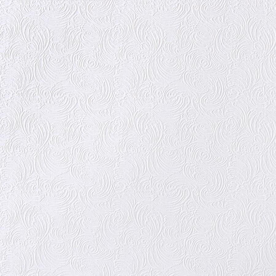 Brewster Wallcovering Anaglypta X Paintable Vinyl Paintable Textured Brushstroke 3-D Wallpaper