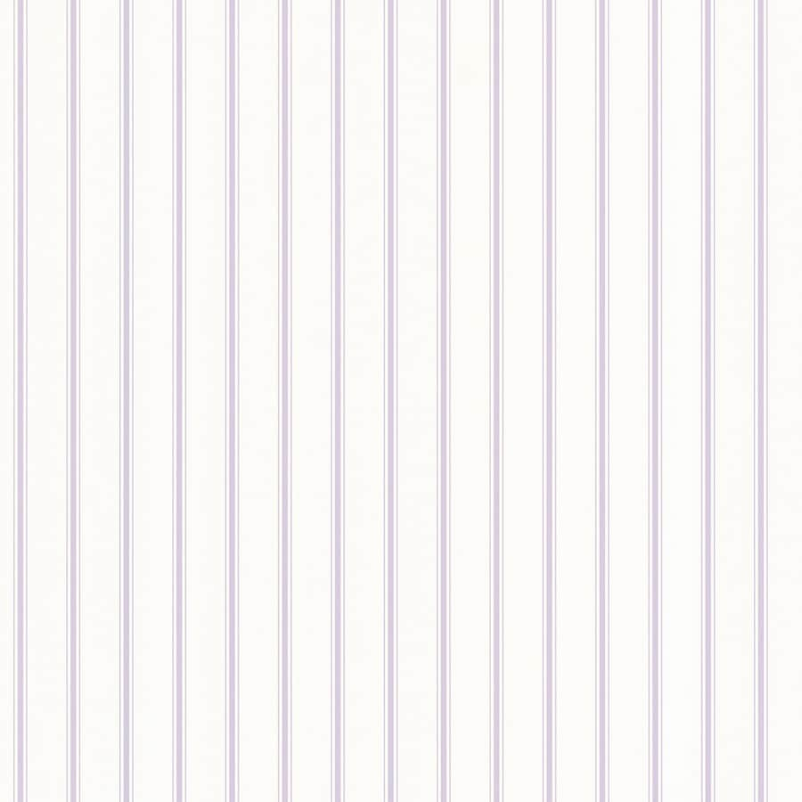 Brewster Wallcovering White Vinyl Stripes Wallpaper