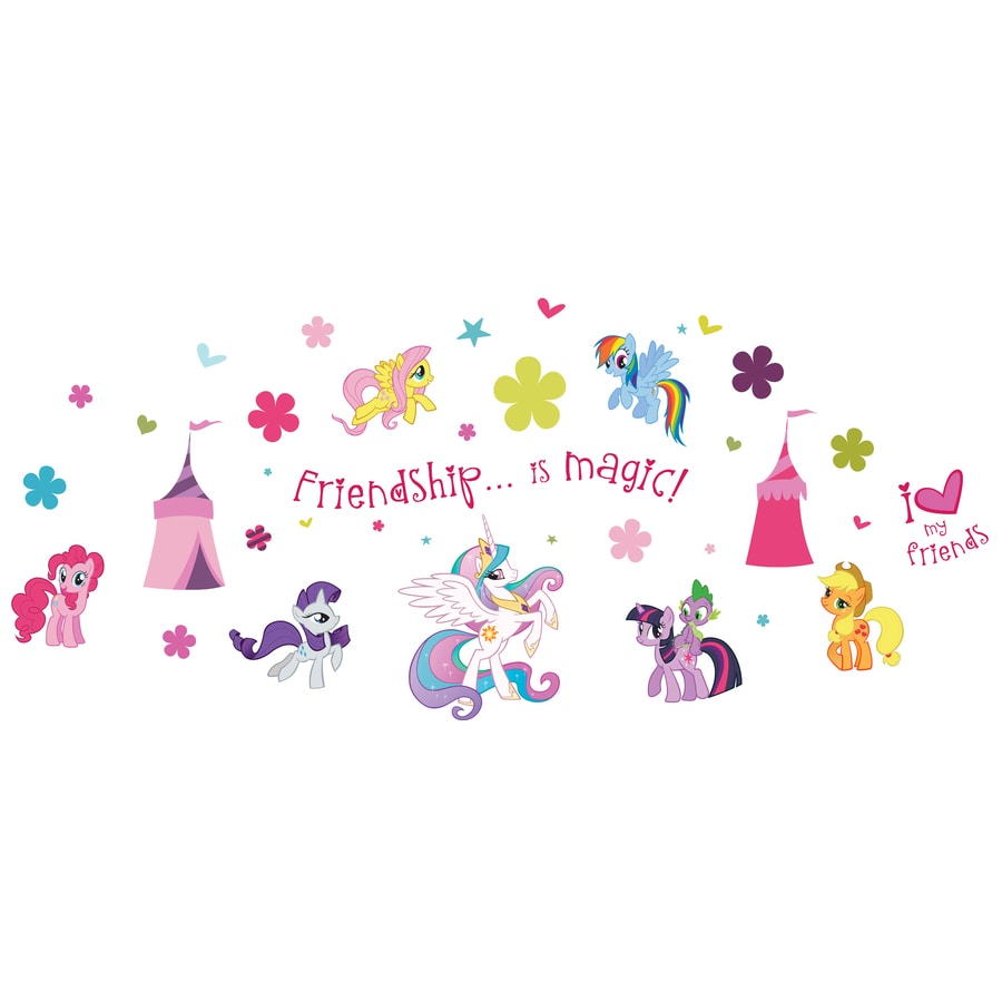 WallPops Animals Wall Stickers