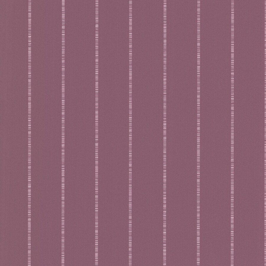 Brewster Wallcovering Elements Purple Non-Woven Stripes Wallpaper
