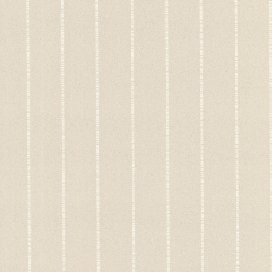 Brewster Wallcovering Elements Champagne Non-Woven Stripes Wallpaper