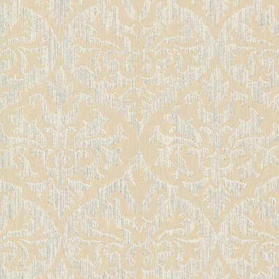 Brewster Wallcovering Sparkle 56 Sq Ft Gold Non Woven Damask