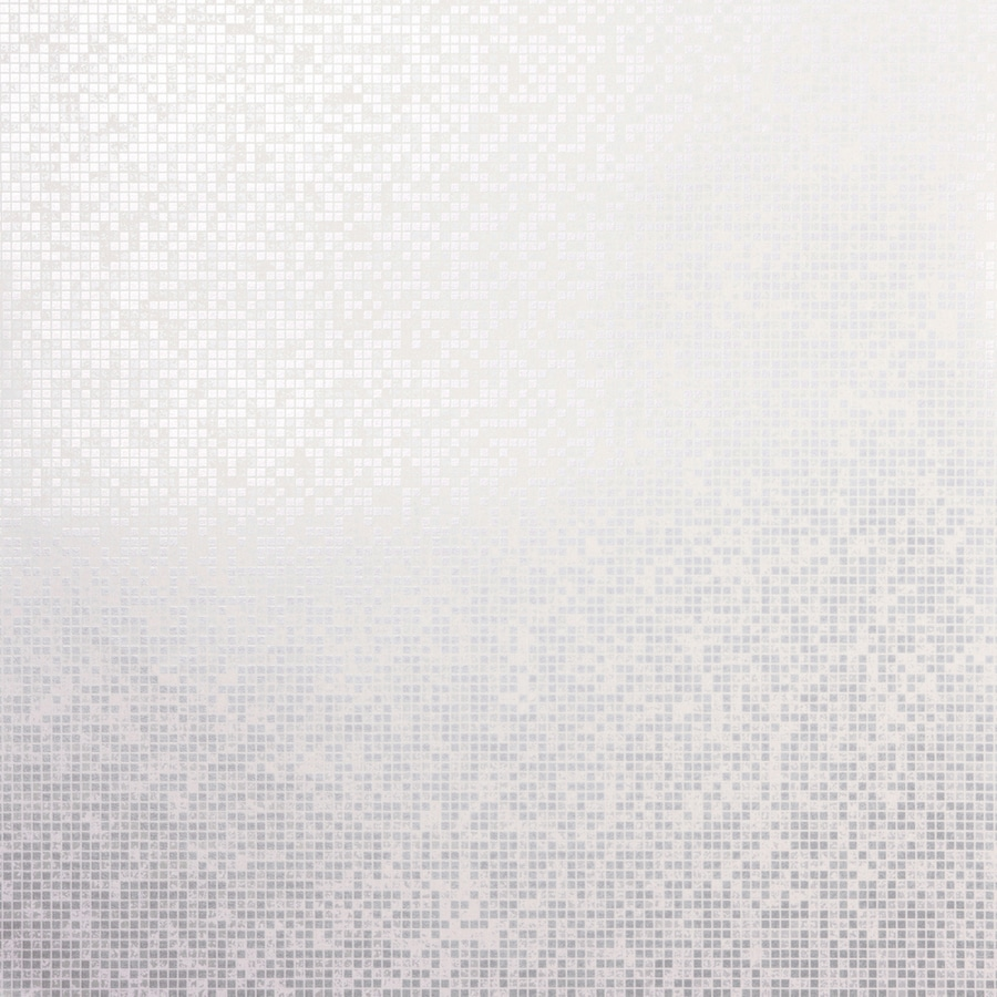 Brewster Wallcovering Sparkle Zinc Non-Woven Tile Wallpaper