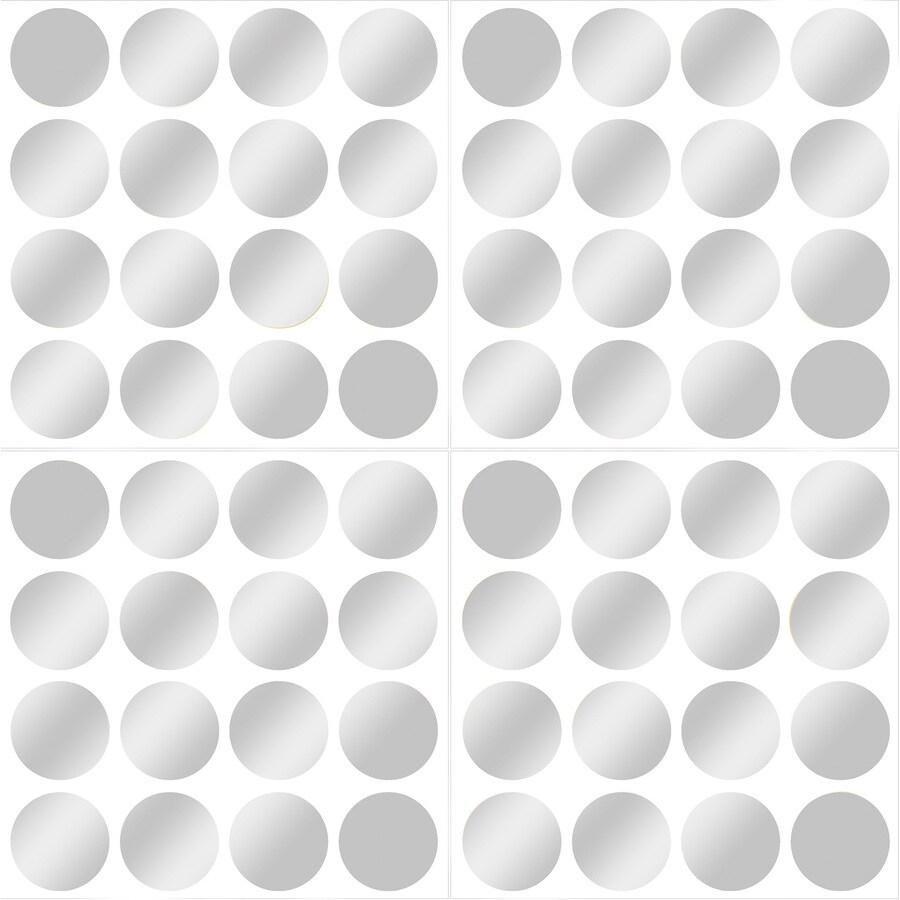 WallPops Geometric Wall Stickers