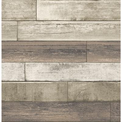 Wood Wallpaper At Lowes Com