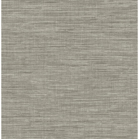 Fine Decor Medley 56 4 Sq Ft Brass Non Woven Stripes Unpasted Wallpaper In The Wallpaper Department At Lowes Com
