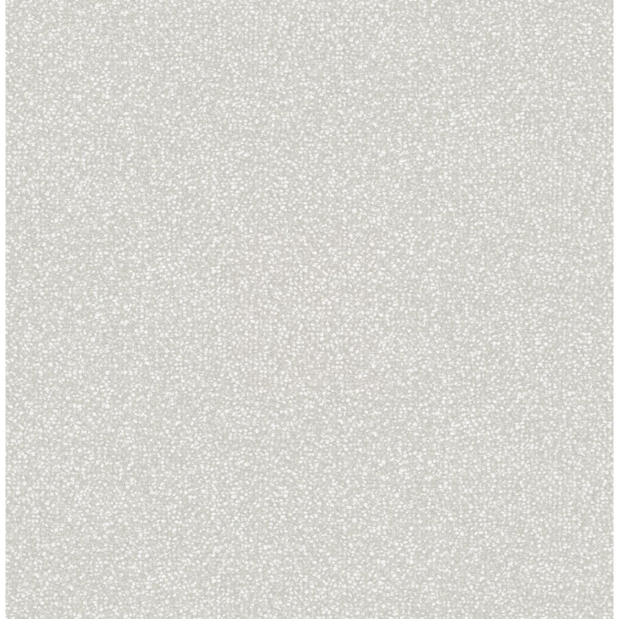 Brewster Wallcovering Twinkle Grey Texture Wallpaper