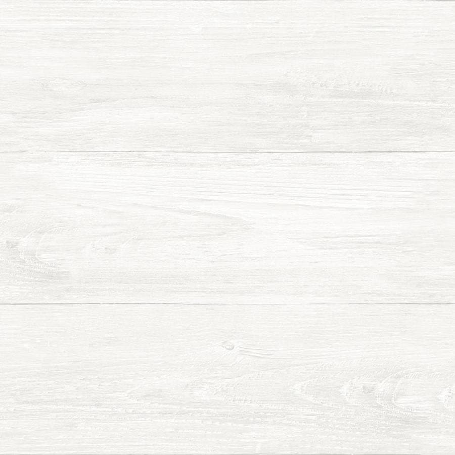 Charmant NuWallpaper 30.75 Sq Ft White Vinyl Textured Wood 3 D Wallpaper