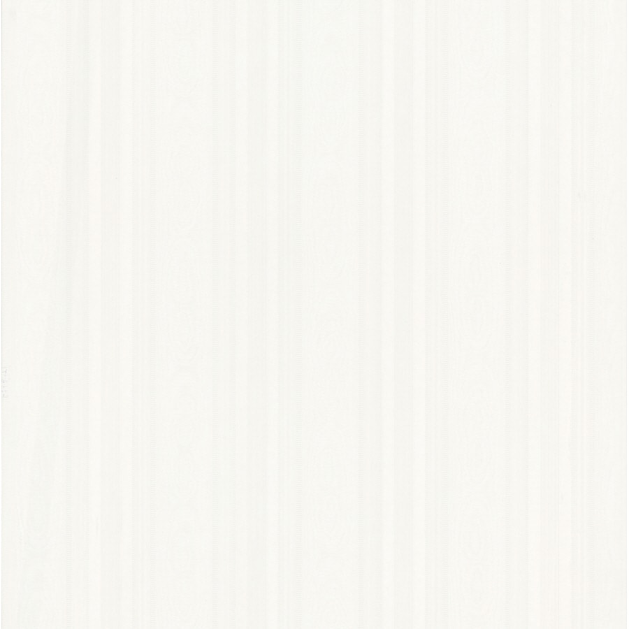 Brewster Wallcovering Tone On White Stripe Wallpaper