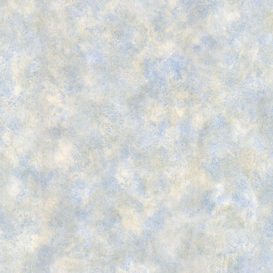 Brewster wallcovering kitchen and bath resource iii 56 sq ft blue vinyl textured abstract 3d - Washable wallpaper ...