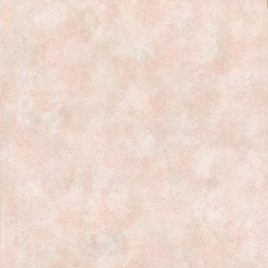 Brewster Wallcovering Kitchen and Bath Resource III Pink Vinyl Textured Solid 3-D Wallpaper