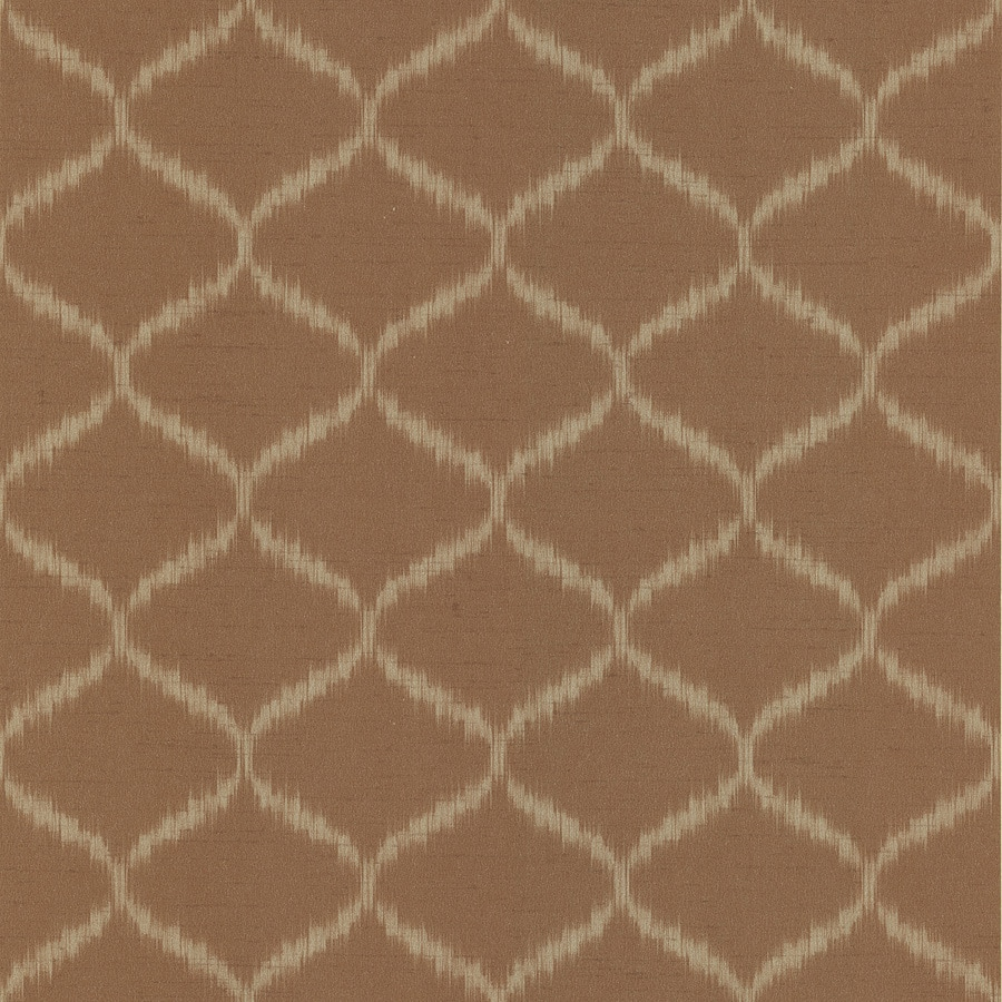 Brewster Wallcovering Tawny Non-Woven Geometric Wallpaper