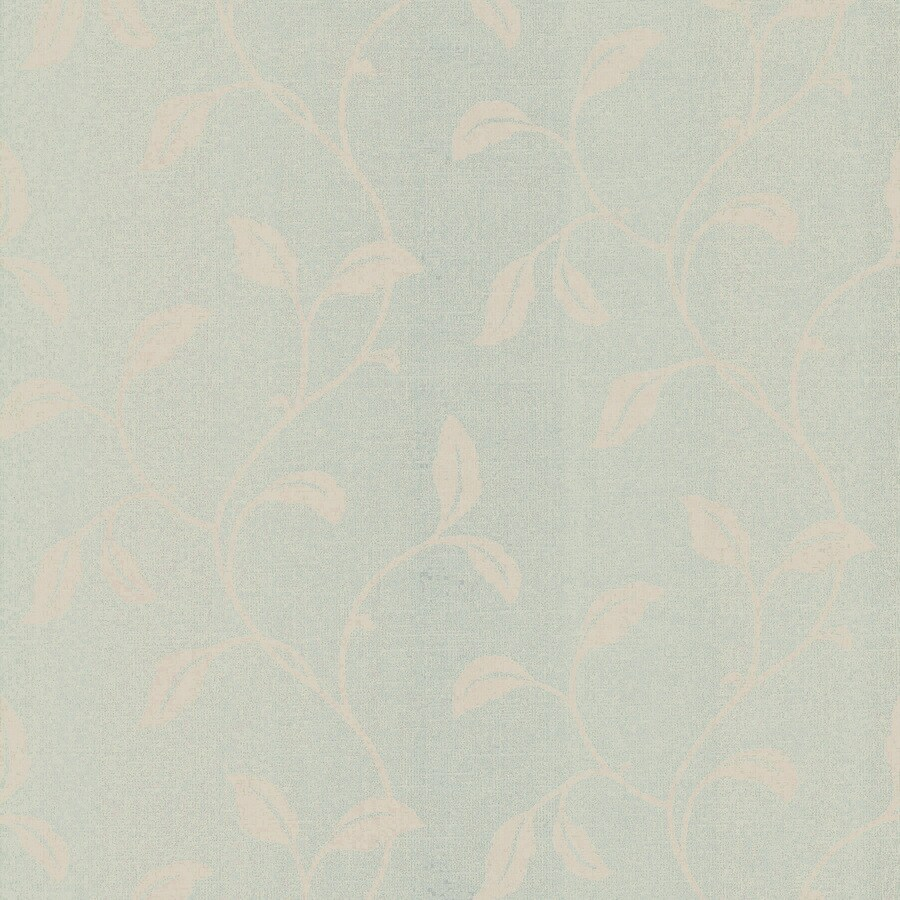 Brewster Wallcovering Kitchen and Bath Resource III Green Non-Woven Ivy/Vines Wallpaper