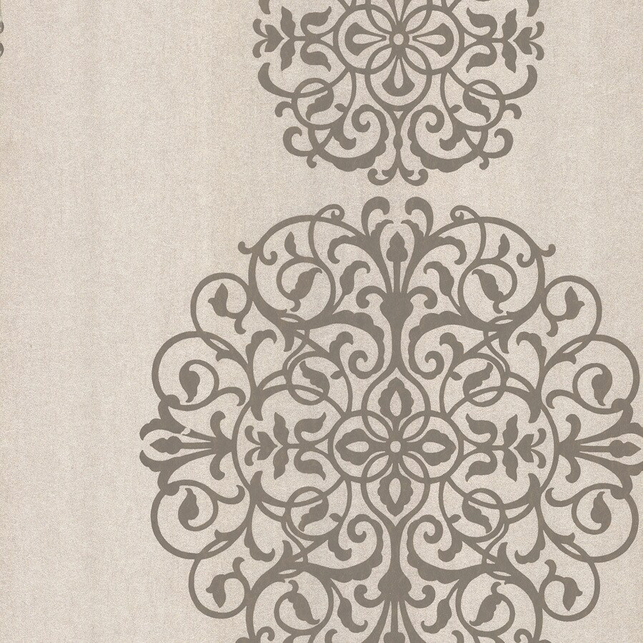 Brewster Wallcovering Champagne Classic Wallpaper