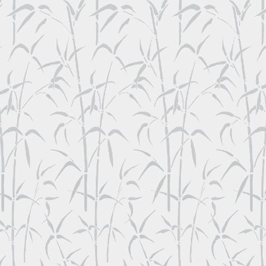 Brewster Wallcovering 157.5000-in W x 17.7500-in L Transparent Light Privacy/Decorative Adhesive Window Film